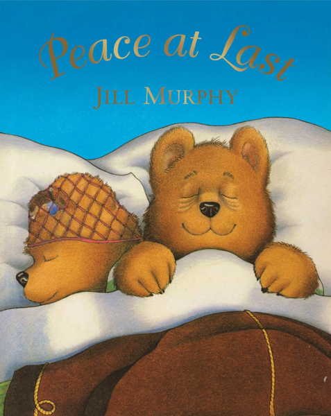Macmillan Children's Books: Peace at Last