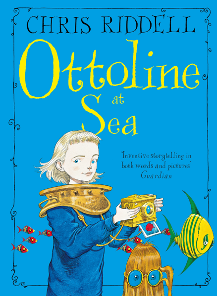 Macmillan Children's Books: Ottoline at Sea