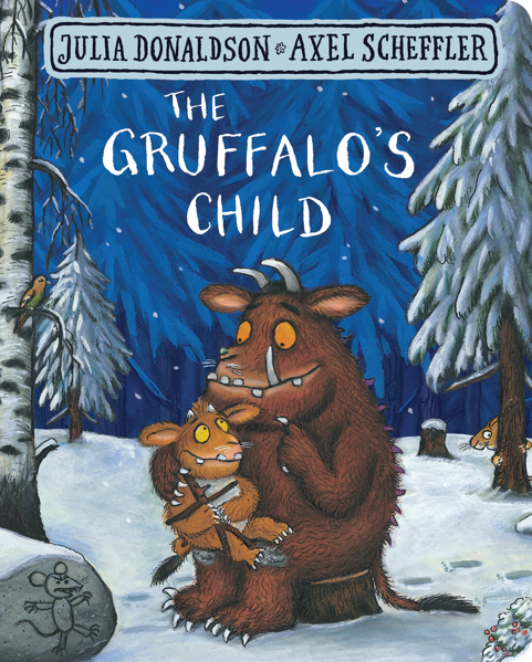 Macmillan Children's Books: The Gruffalo's Child (board book)