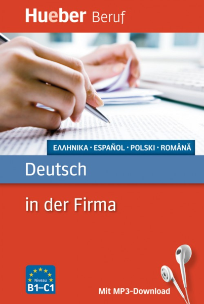 Deutsch in der Firma