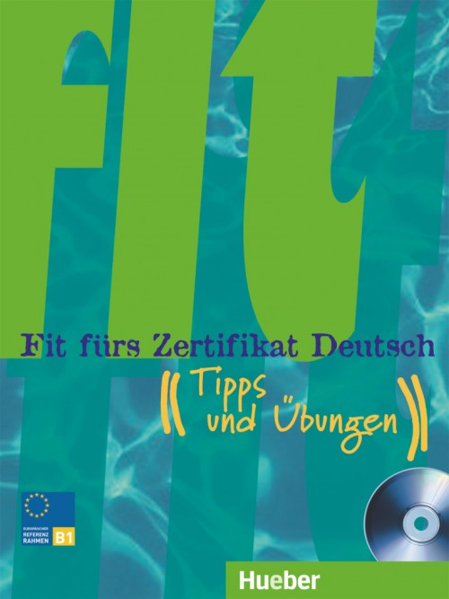 Fit fürs Zertifikat Deutsch Podręcznik + Audio CD (1 szt.)