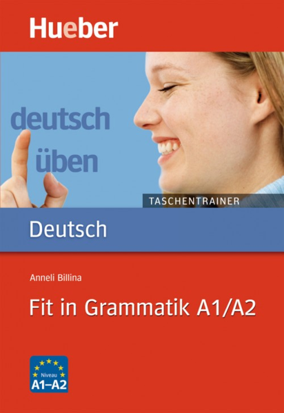 deutsch üben Taschentrainer Fit in Grammatik A1/A2