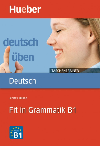 deutsch üben Taschentrainer Fit in Grammatik B1