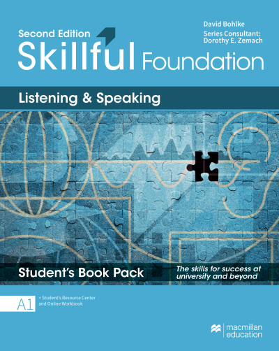 Skillful Second Edition Foundation