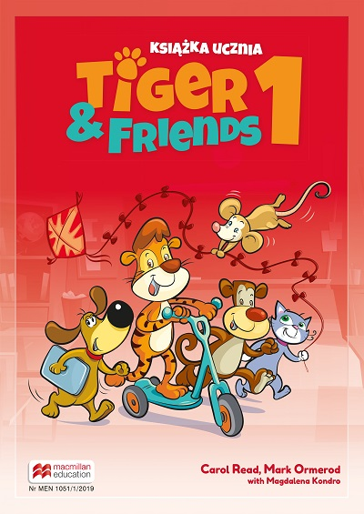 Tiger & Friends 1