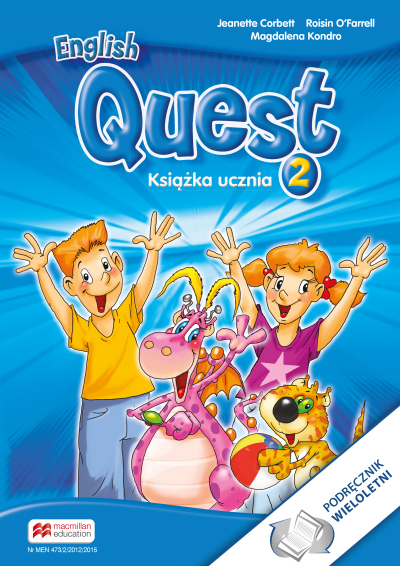 English Quest 2